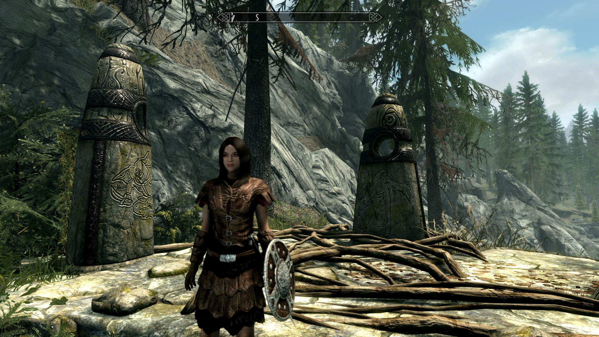 Skyrim Special Editionをプレイ。