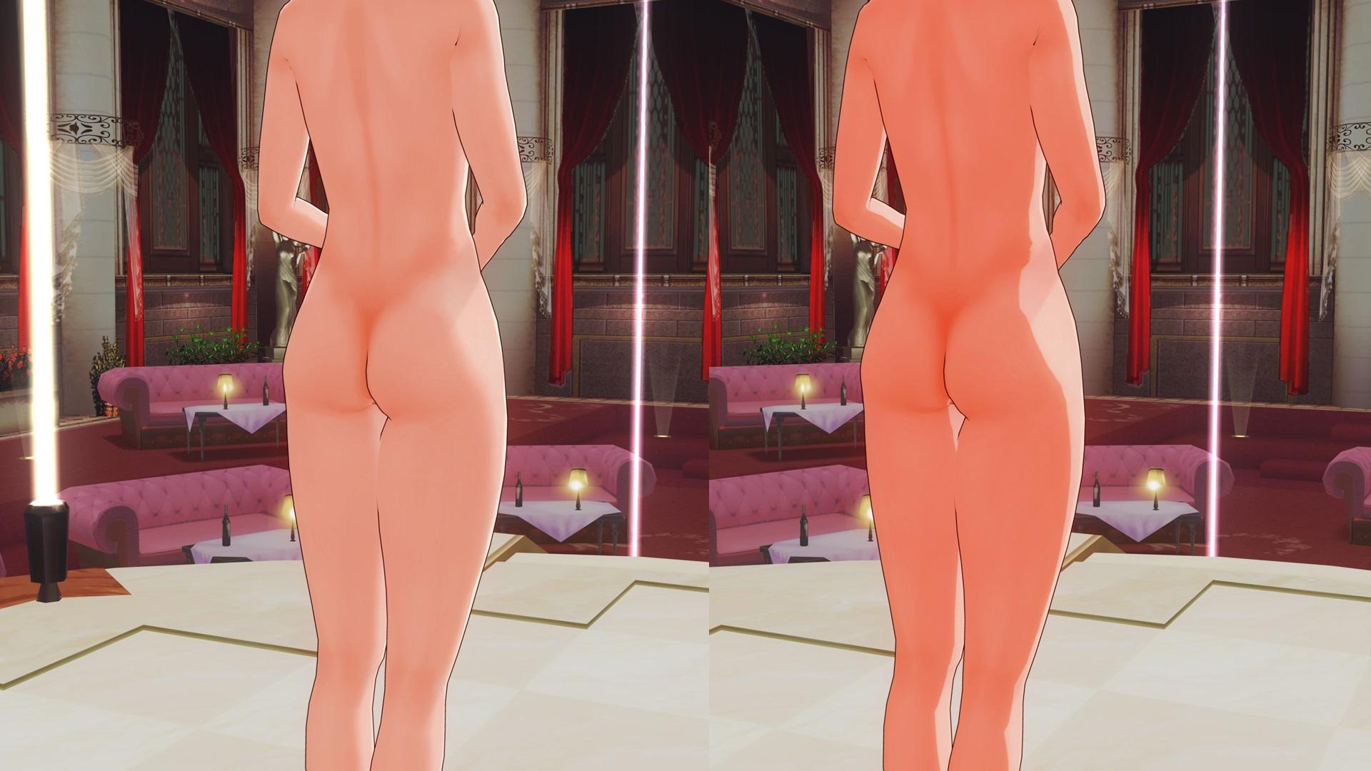カスタムメイド3D2 アニメ調影MODの作成。